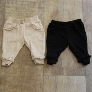 Garanimals Bottoms - Baby Girl Pants 0-3m